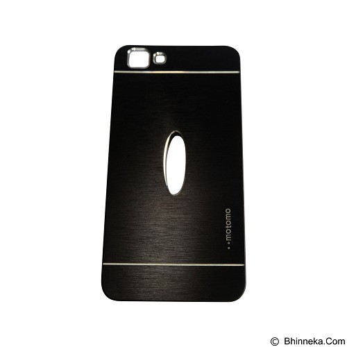 MOTOMO Metal Hardcase for Vivo  Y35 - Black (Merchant) - Casing Handphone / Case