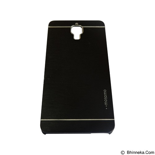 MOTOMO Metal Hardcase for Xiaomi Mi4 - Black (Merchant) - Casing Handphone / Case