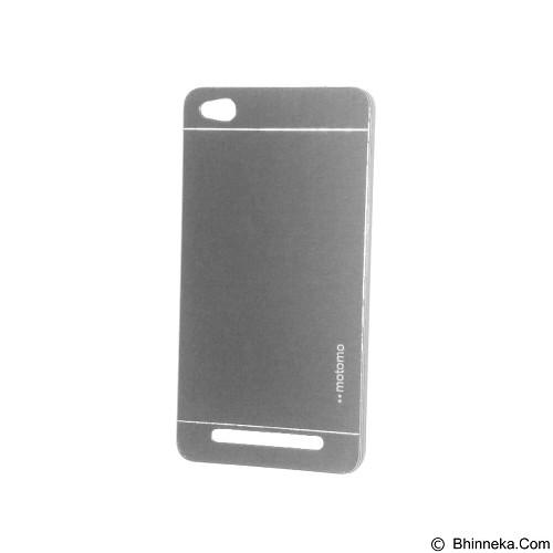 MOTOMO Metal Hardcase for Xiaomi Redmi 3 - Silver (Merchant) - Casing Handphone / Case