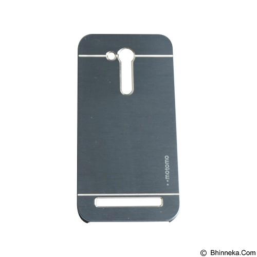 MOTOMO Metal Hardcase for Asus Zenfone Go 4,5 Inch [ZB452KG] - Grey (Merchant) - Casing Handphone / Case