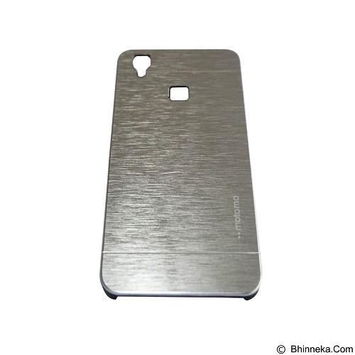 MOTOMO Metal Hardcase for Vivo V3 - Silver (Merchant) - Casing Handphone / Case