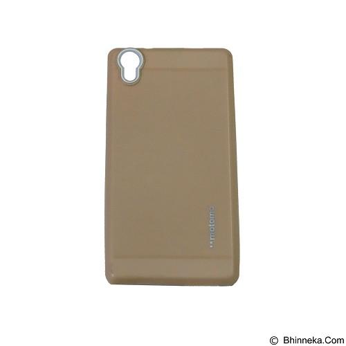 MOTOMO Softcase Infinix Hot 2 X510 - Gold (Merchant) - Casing Handphone / Case