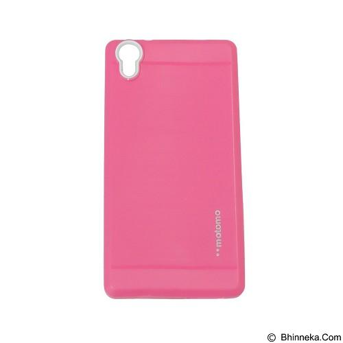 MOTOMO Softcase Infinix Hot 2 X510 - Pink (Merchant) - Casing Handphone / Case
