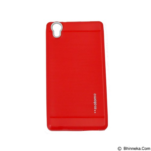 MOTOMO Softcase Infinix Hot 2 X510 - Red (Merchant) - Casing Handphone / Case