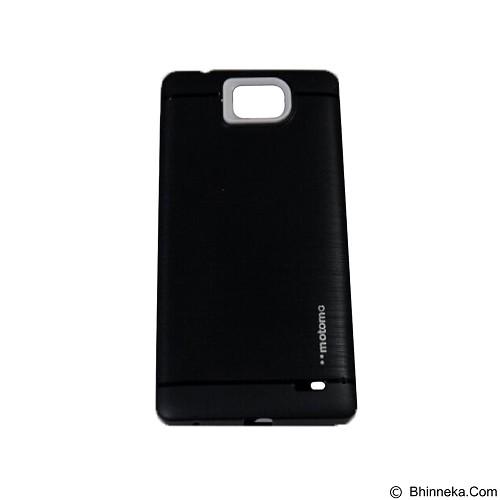 MOTOMO Softcase Infinix Note 2 X600 - Black (Merchant) - Casing Handphone / Case