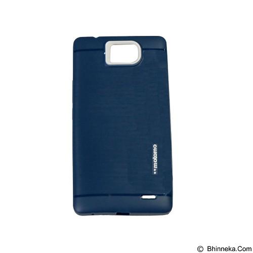 MOTOMO Softcase Infinix Note 2 X600 - Dark Blue (Merchant) - Casing Handphone / Case