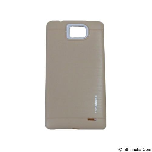MOTOMO Softcase Infinix Note 2 X600 - Gold  (Merchant) - Casing Handphone / Case