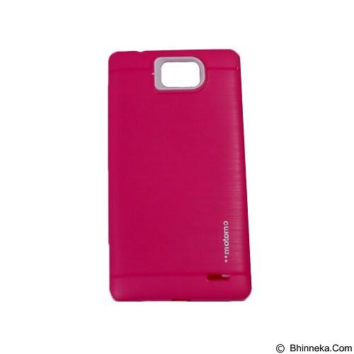 MOTOMO Softcase Infinix Note 2 X600 - Pink (Merchant) - Casing Handphone / Case