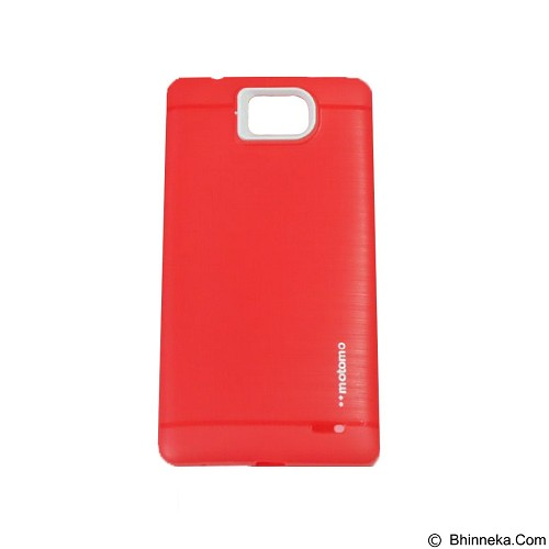 MOTOMO Softcase Infinix Note 2 X600 - Red (Merchant) - Casing Handphone / Case