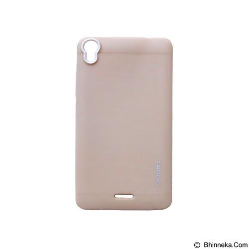 MOTOMO Softcase Infinix Note X551 - Gold (Merchant) - Casing Handphone / Case