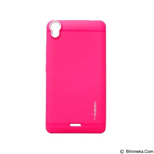 MOTOMO Softcase Infinix Note X551 - Pink (Merchant) - Casing Handphone / Case