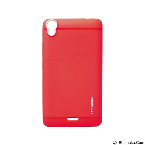 MOTOMO Softcase Infinix Note X551 - Red (Merchant) - Casing Handphone / Case