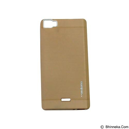 MOTOMO Softcase Infinix Zero 3 X552 - Gold  (Merchant) - Casing Handphone / Case