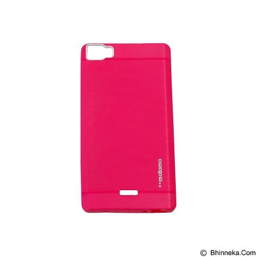 MOTOMO Softcase Infinix Zero 3 X552 - Pink (Merchant) - Casing Handphone / Case