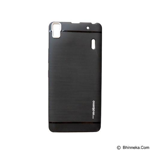 MOTOMO Softcase Lenovo A7000 - Black (Merchant) - Casing Handphone / Case