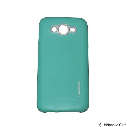 MOTOMO Softcase Samsung Galaxy Grand Prime G530 - Tosca (Merchant) - Casing Handphone / Case
