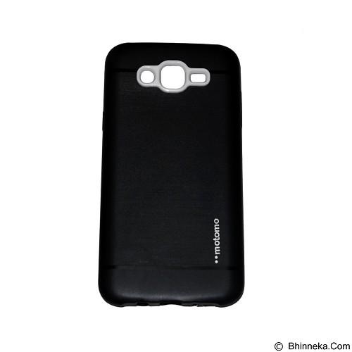 MOTOMO Softcase Samsung Galaxy J1 Ace/J110 - Black (Merchant) - Casing Handphone / Case