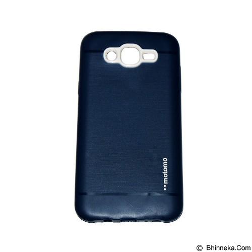 MOTOMO Softcase Samsung Galaxy J100 - Dark Blue (Merchant) - Casing Handphone / Case