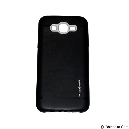MOTOMO Softcase Samsung Galaxy J300 - Black (Merchant) - Casing Handphone / Case