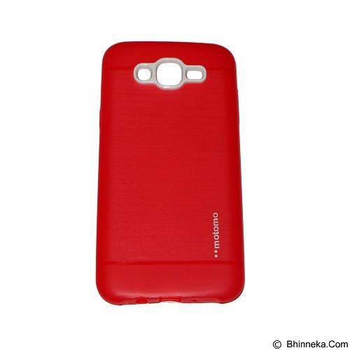 MOTOMO Softcase Samsung Galaxy J500 - Red (Merchant) - Casing Handphone / Case