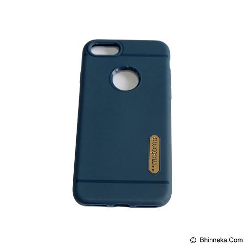 MOTOMO Softcase/Silicone Casing for Apple iPhone 7G - Dark Blue (Merchant) - Casing Handphone / Case
