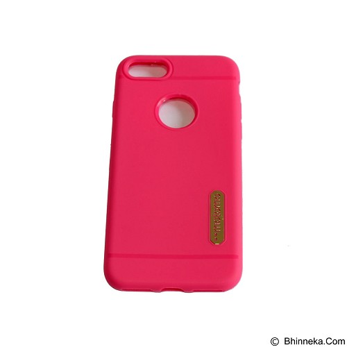 MOTOMO Softcase/Silicone Casing for Apple iPhone 7G - Pink (Merchant) - Casing Handphone / Case