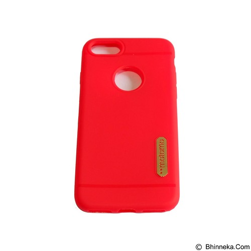 MOTOMO Softcase/Silicone Casing for Apple iPhone 7G - Red (Merchant) - Casing Handphone / Case