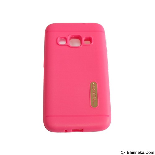 MOTOMO Softcase/Silicone Casing for Samsung Galaxy J120/J1 2016 - Pink (Merchant) - Casing Handphone / Case