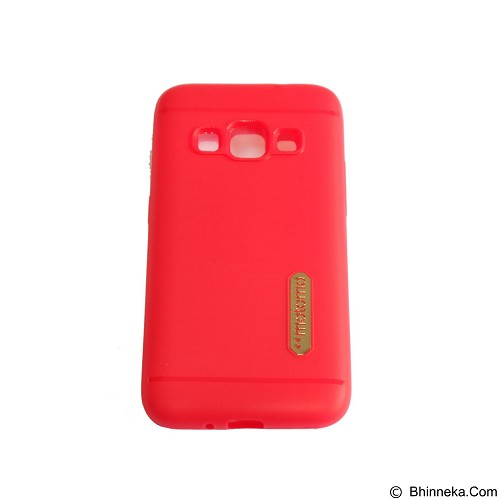 MOTOMO Softcase/Silicone Casing for Samsung Galaxy J120/J1 2016 - Red (Merchant) - Casing Handphone / Case