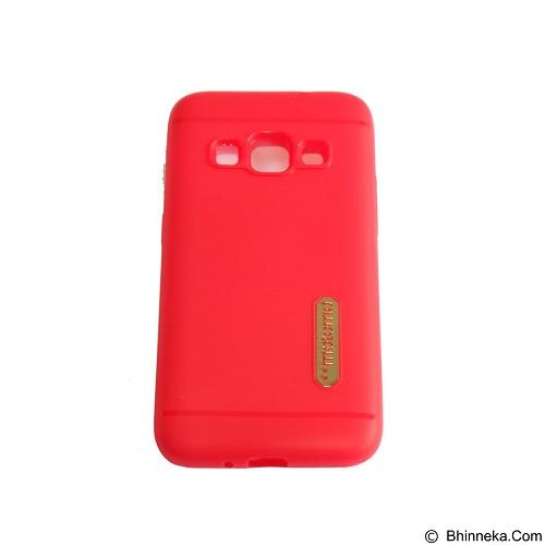 MOTOMO Softcase/Silicone Casing for Samsung Galaxy J120/J1 2016 - Red (Merchant) - Casing Handphone / Case