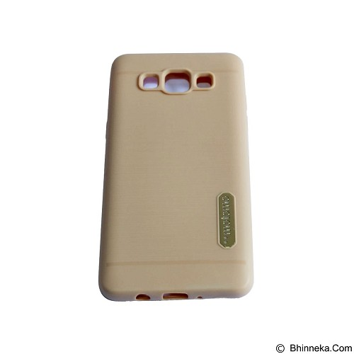 MOTOMO Softcase/Silicone Casing for Samsung Galaxy J510/J5 2016 - Gold (Merchant) - Casing Handphone / Case