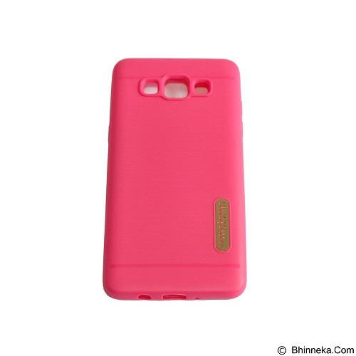 MOTOMO Softcase/Silicone Casing for Samsung Galaxy J510/J5 2016 - Pink (Merchant) - Casing Handphone / Case