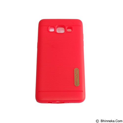 MOTOMO Softcase/Silicone Casing for Samsung Galaxy J510/J5 2016 - Red (Merchant) - Casing Handphone / Case