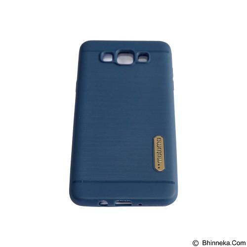 MOTOMO Softcase/Silicone Casing for Samsung Galaxy J710/J7 2016 - Dark Blue (Merchant) - Casing Handphone / Case