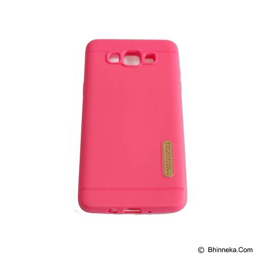MOTOMO Softcase/Silicone Casing for Samsung Galaxy J710/J7 2016 - Pink (Merchant) - Casing Handphone / Case