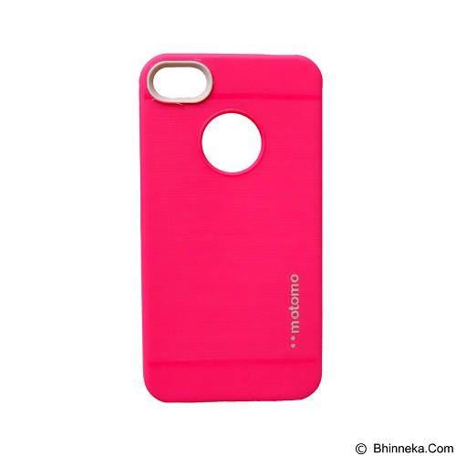 MOTOMO Softcase iPhone 4G/4S - Pink (Merchant) - Casing Handphone / Case