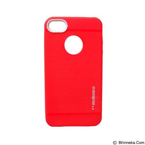 MOTOMO Softcase iPhone 4G/4S - Red (Merchant) - Casing Handphone / Case