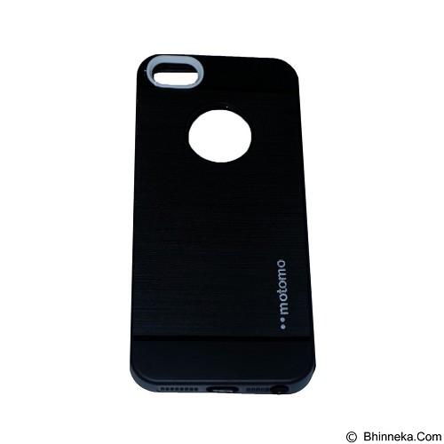 MOTOMO Softcase iPhone 6/6G/6S - Black (Merchant) - Casing Handphone / Case