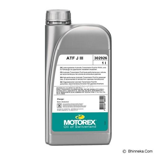 MOTOREX ATF J III [303762] - Cairan Pelumas Transmisi