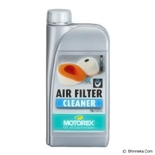 MOTOREX Air Filter Oil [300044] - Pembersih Karburator