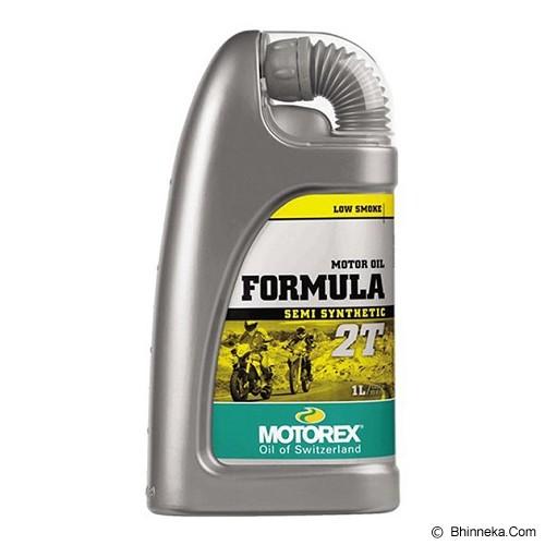 MOTOREX Motor Oil Formula [303412] - Cairan Pelumas Mesin Motor / Oli