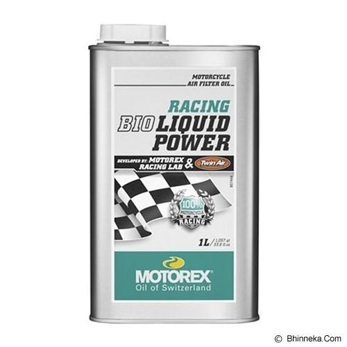 MOTOREX Racing Bio Liquid Power [303816] - Cairan Pelumas Mesin Motor / Oli
