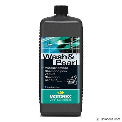 MOTOREX Wash Auto Shampo [302777] - Shampoo Mobil