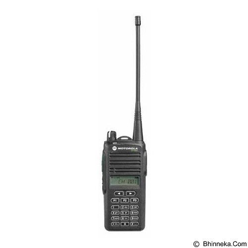MOTOROLA Handy Talky [CP1660 UHF] - Handy Talky / Ht