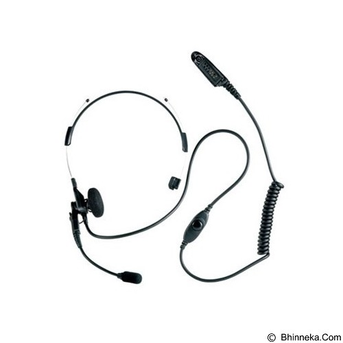 MOTOROLA Light Weight headset with Swivel Boom Microphone [AZRMN4018] - Handy Talky / Ht Accessory