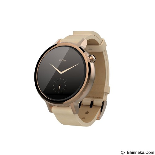 MOTOROLA Moto 360 2ndGen 42mm - Rose Gold - Smart Watches