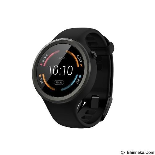 MOTOROLA Moto 360 2ndGen 45mm - Sport Black (Merchant) - Smart Watches