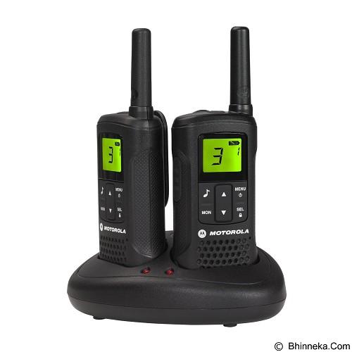 harga MOTOROLA Walkie Talkie Consumer Radio TLKR T60 Bhinneka.Com