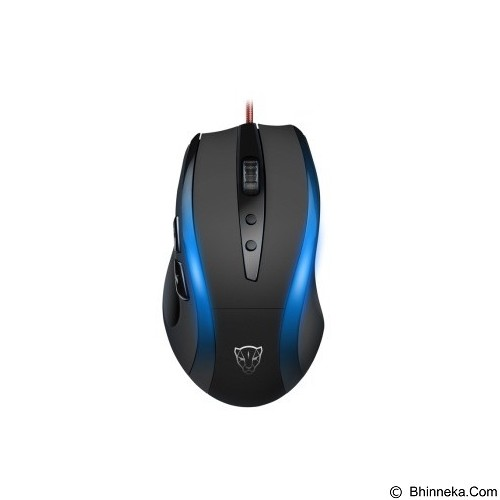 MOTOSPEED 7 Keys Wired Optical Game Mouse [V8] - Black (Merchant) - Gaming Mouse