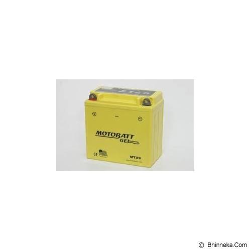 MOTTOBAT Aki Gel Untuk Motor Bajaj Pulsar 180/200 - Battery Charger Otomotif / Cas Aki